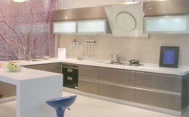 整体厨房怎么设计 整体厨房设计效果图