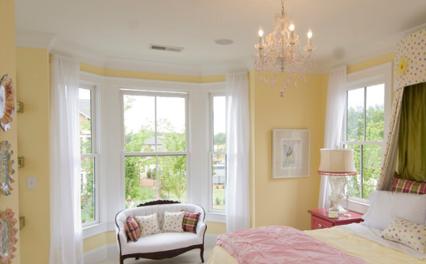 武汉卧室颜色如何搭配 舒适温暖的卧室设计效果图