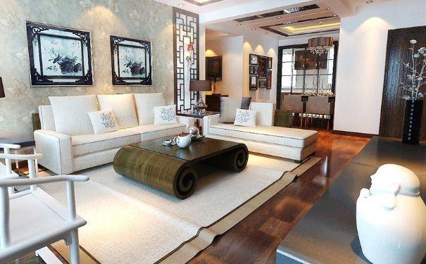 中式风格客厅设计方案 中式风格客厅设计效果图