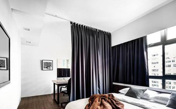 北京卧室书房隔断用什么好 5款卧室书房隔断设计效果图