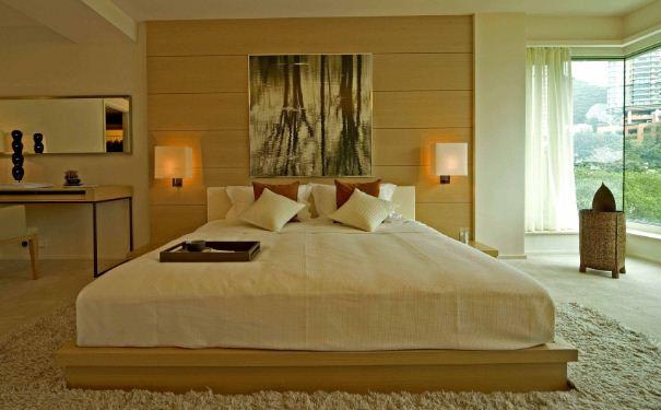 卧室背景墙设计方案 卧室背景墙设计效果图