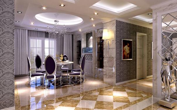烟台家庭餐厅如何设计 家庭餐厅设计技巧