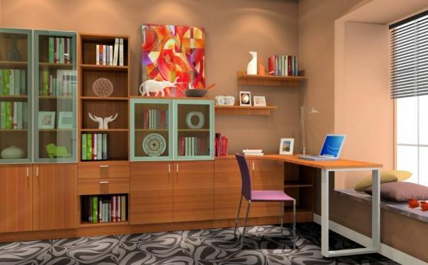 南京家庭书房如何设计 家庭书房装修设计技巧