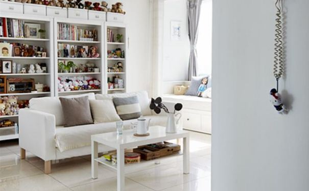 小户型现代简约客厅装修技巧 小户型现代简约客厅装修注意事项