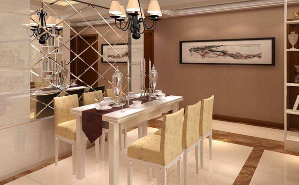 东莞家庭餐厅怎么装修 家庭餐厅装修技巧