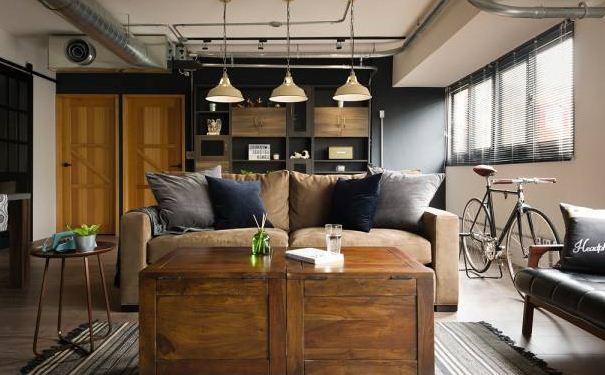 45平小户型loft风格如何装修 45平小户型loft风格装修效果图