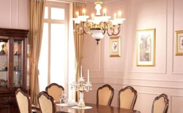 泉州餐厅吊灯哪种好 餐厅装修吊灯选择方法