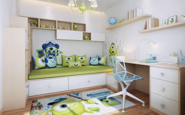 泉州儿童房装修怎么做 儿童房装修设计技巧与注意事项