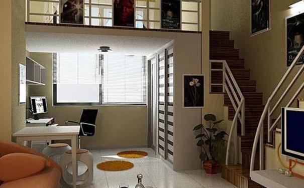 绍兴小复式楼怎么装修设计 小复式楼装修设计技巧