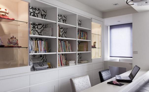 厦门书房怎么装修好 实用且美观的书房装修攻略