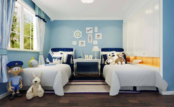厦门儿童房装修怎么做 儿童房的装修设计要点