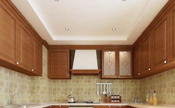 武汉厨房吊顶怎么装修 实用的厨房吊顶设计