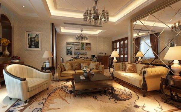 泉州欧式别墅客厅如何设计 欧式别墅的客厅设计
