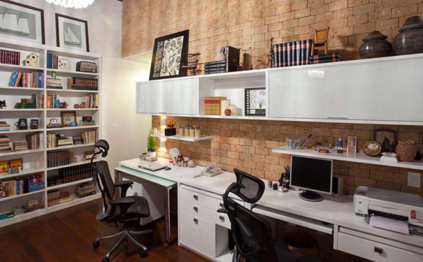 常州欧式小书房怎么装修 欧式小书房的装修设计