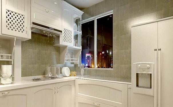 杭州简欧厨房怎么打造 简欧厨房的装修设计