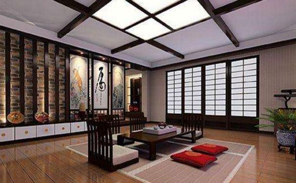 上海中式家居装修 混搭日式风格设计