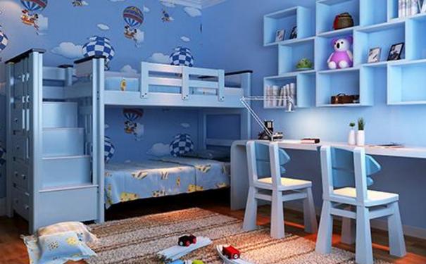 泉州儿童房如何设计 创意儿童房设计技巧