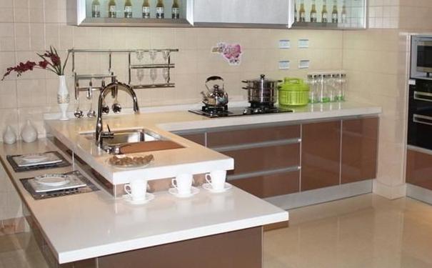 杭州厨房橱柜装修哪种材料好 橱柜装修设计