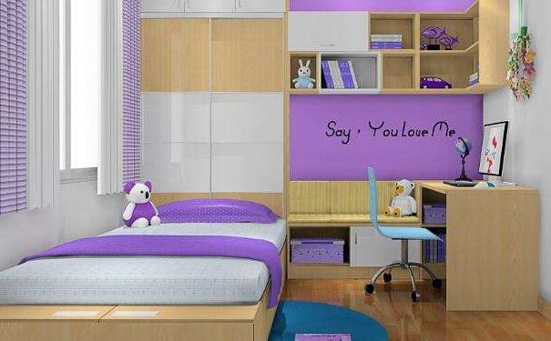 重庆儿童房装修色彩怎么搭配 儿童房色彩装修的技巧