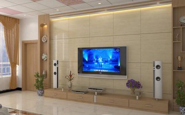 上海客厅电视墙怎么设计好 客厅电视墙的装修设计