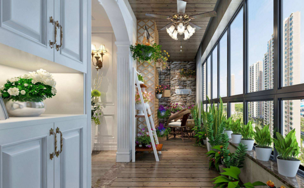 厦门室内阳台如何装修 室内阳台的装修技巧