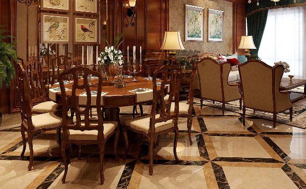 古典美式风格别墅如何搭配 古典美式风格别墅搭配技巧