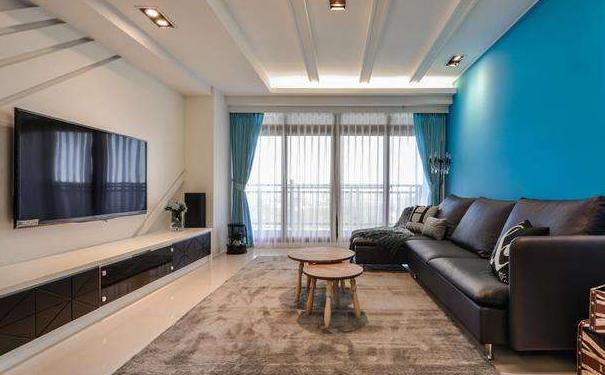 武汉简约客厅吊顶怎么装修 简约客厅吊顶设计要点