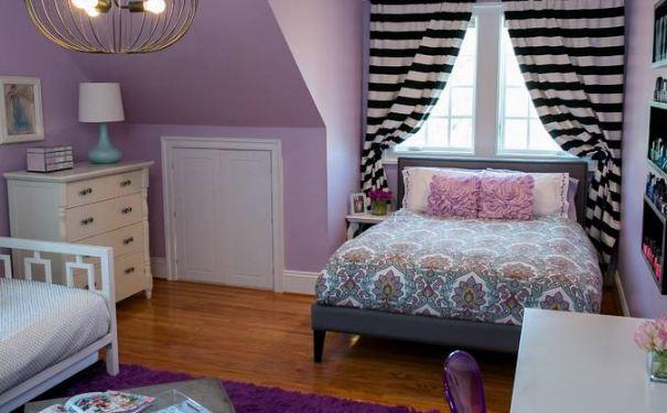 美式别墅儿童房如何装修 美式别墅儿童房装修攻略