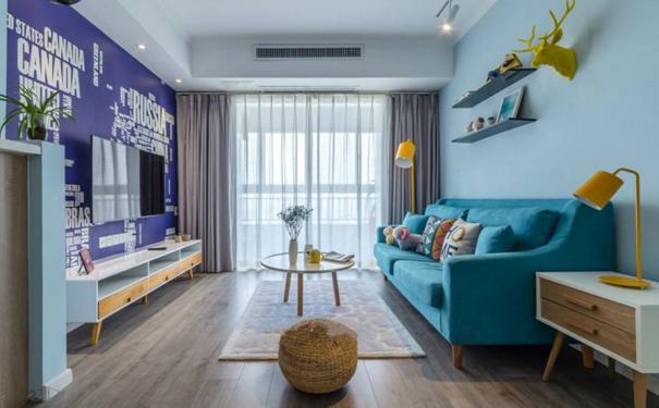 上海北欧风格室内什么颜色好 北欧风色彩搭配
