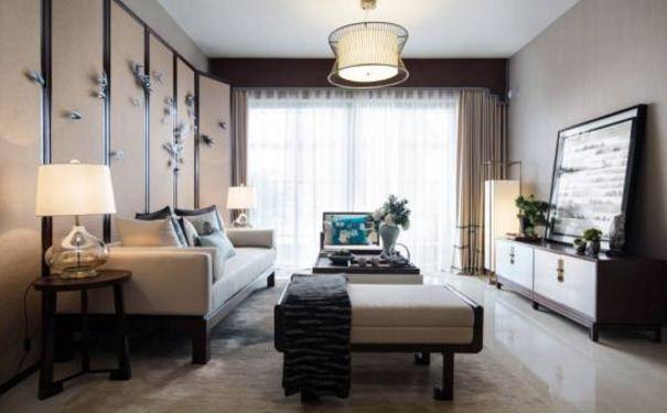 现代中式样板房如何装修 现代中式样板房装饰效果图