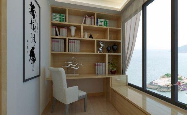 阳台书房如何装修 阳台书房装修注意事项