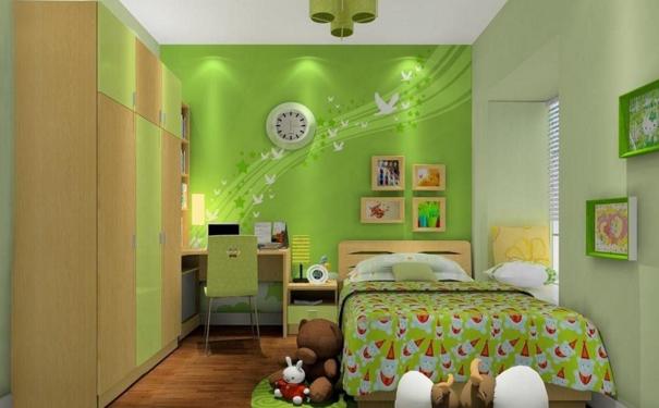 南昌好看的儿童房怎么装修 好看的儿童房装修技巧