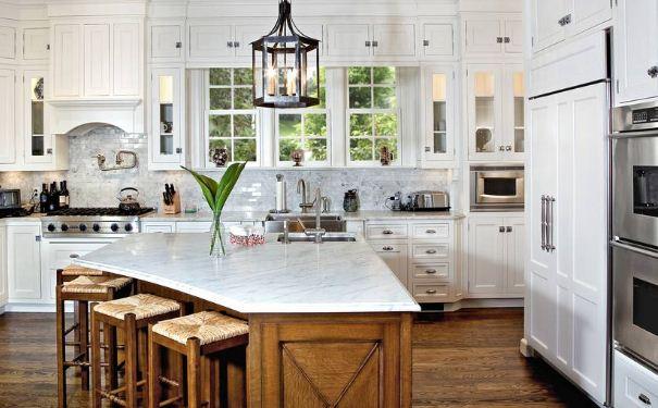 别墅简欧厨房如何装修 别墅简欧厨房装修技巧