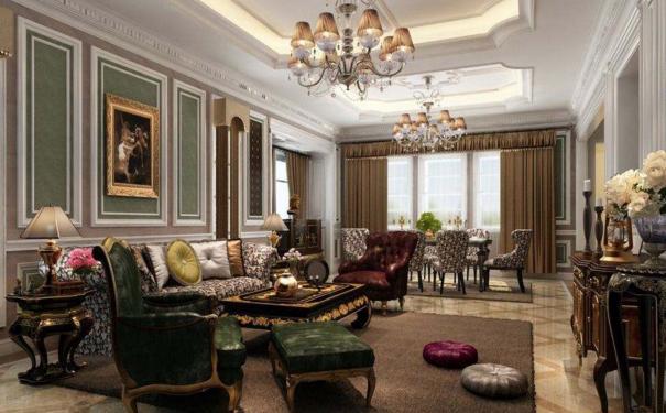 厦门欧式客厅怎么装修 欧式客厅的装修技巧