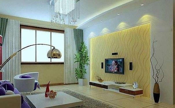 无锡电视墙怎么装修 电视墙的设计要点