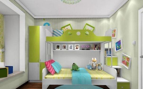 简约小户型儿童房如何设计 简约小户型儿童房设计技巧
