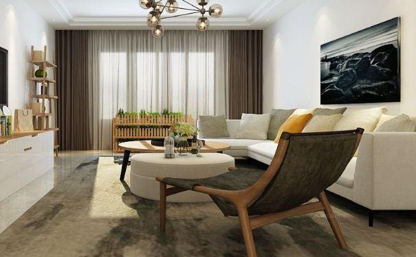 北欧风格客厅颜色如何搭配 北欧风格客厅颜色搭配方案