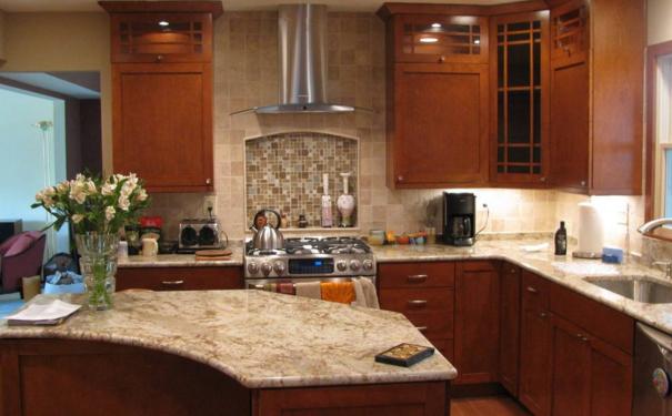大连美式厨房怎么装修 美式厨房的设计要点