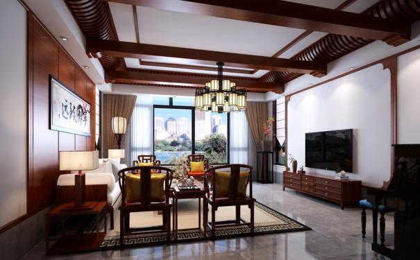 武汉新中式别墅怎么装修 新中式别墅的装修攻略