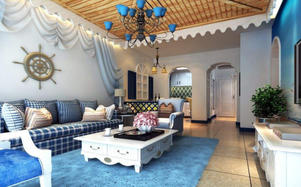 温州地中海客厅如何设计 地中海客厅的装修方法