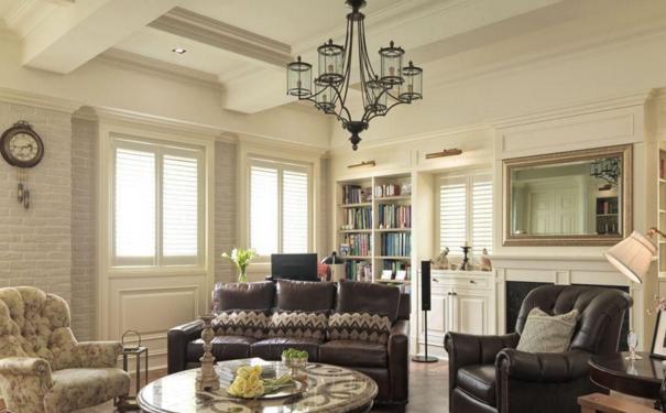 绍兴美式客厅怎么装修 美式客厅装修技巧