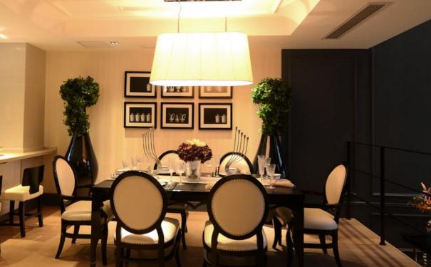 南昌餐厅吊灯怎么设计 餐厅吊灯装修设计