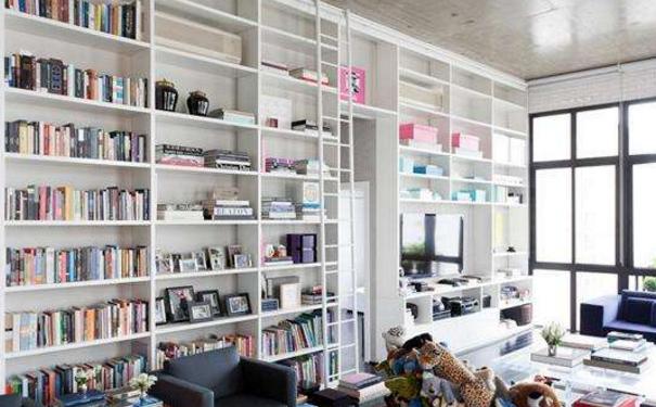 厦门二手房书房怎么改造 二手房书房装修技巧