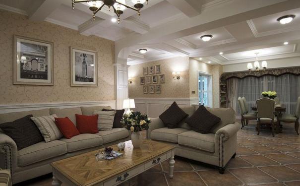 大连美式客厅怎么装修 美式客厅装修技巧
