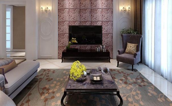 无锡别墅电视墙怎么设计 别墅电视墙的设计要点