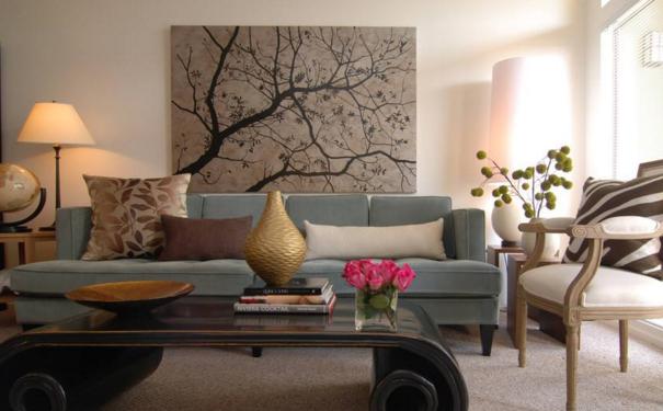 武汉沙发背景墙怎么装修 沙发背景墙的装修要点