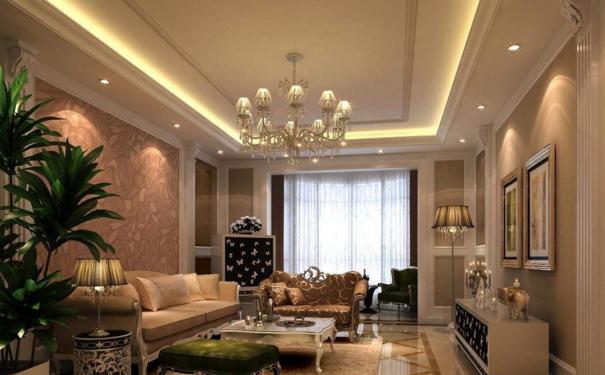 上海客厅吊顶怎么设计 客厅吊顶的设计技巧