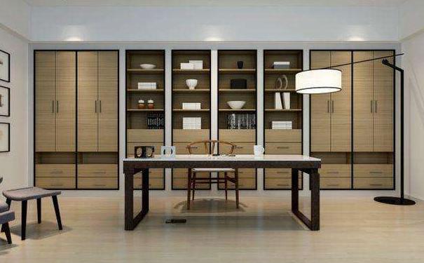 上海简约书房怎么设计 简约书房装修技巧
