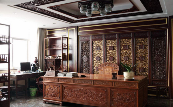重庆中式书房怎么装修 中式书房装修技巧