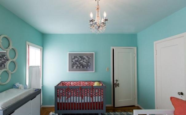 南昌儿童房墙面色彩哪种好 儿童房墙面色彩装修要点